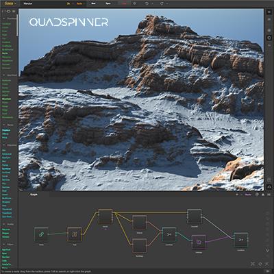 Introduction au logiciel de création de terrains Gaea