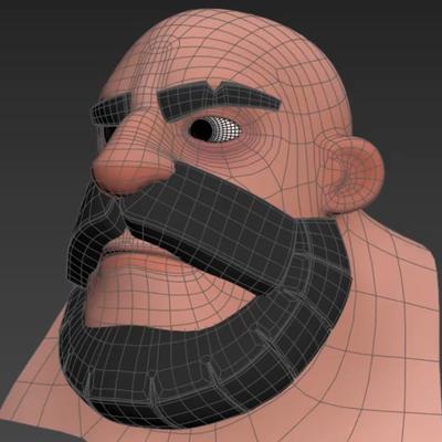 Introduction à l'animation faciale 3D